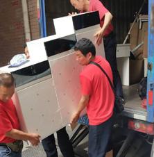 提供家庭各种家具搬家服务